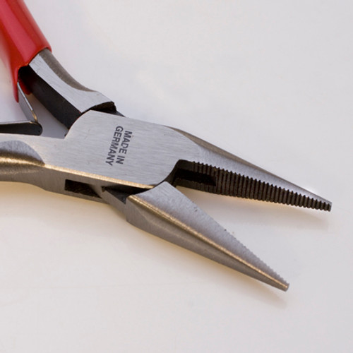 """Chain Nose Plier """"Serrated""""(Germany)"""