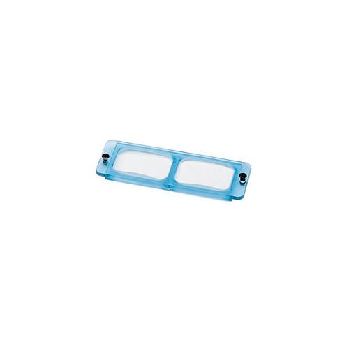 Optivisor® Lens Plate Style #2 - Power 1 1/2X Magnification