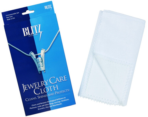 Jewelry Care Cloth by Blitz®