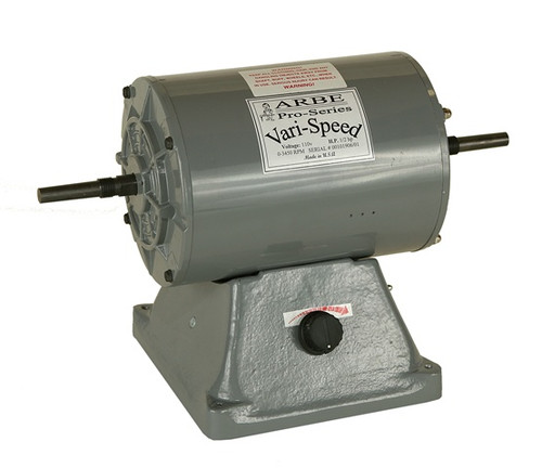 Variable Speed Double Spindle Pro-Series Polishing Motor Model # PM-504