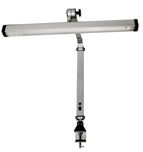 Bench Light 55 WattsWith Clamp On Arbe  (Regular)