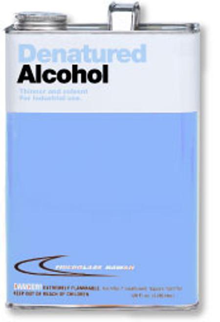 Denatured Alcohol 1 Gallon (Hazardous)