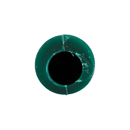 Matt Wax Ring Tubes 1HX 1-1/4W Round Off-Center Hole Green