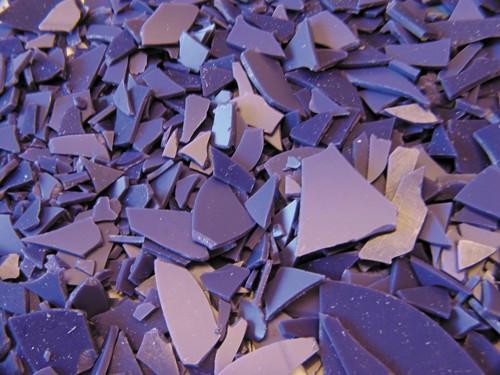 Freeman Purple Injection Flake Wax