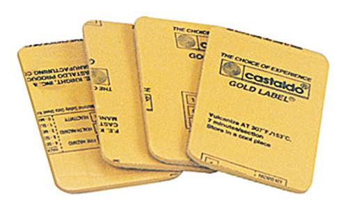 Castaldo® Mold Rubber Ready-Cut - Gold Label