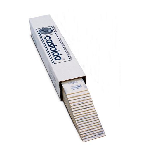 Castaldo® White Label Mold Rubber Strips