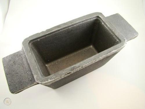 Open Ingot Mold (300 Toz)