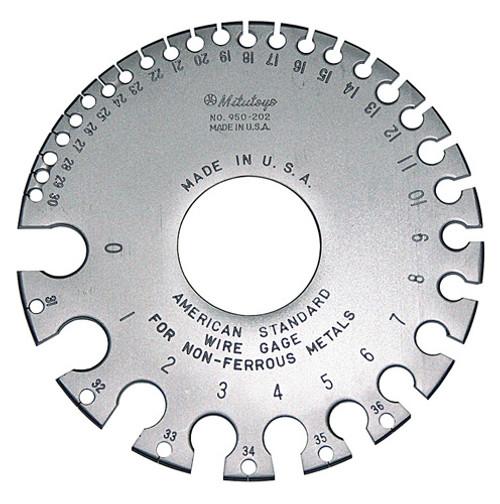 American Standard Precision Wire & Sheet Gauge