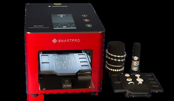 SmartPro Aura Synthetic Diamond Scanner