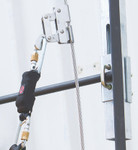 Cable Runner for Ladder System