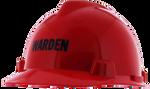 MSA Warden Hard Hat