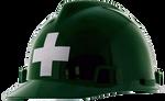 MSA First Aid Hard Hat