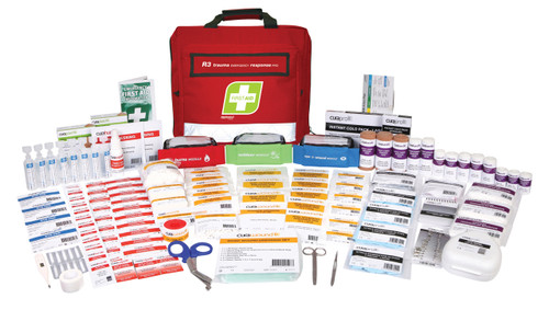 R3 - Trauma Emergency Response Pro First Aid Kit