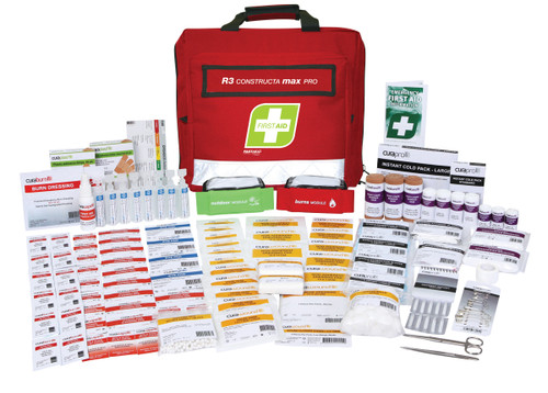 R3 - Constructa Max Pro First Aid Kit