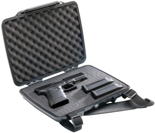 Pelican P1075 HardBack  Pistol Case