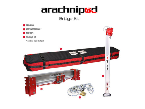 Arachnipod Bridge Kit