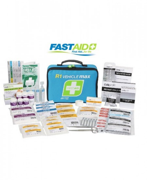 R1 - Vehicle Max First Aid Kit