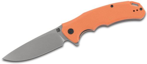 Artisan Cutlery Tradition Orange G10 D2 ATZ1702POE