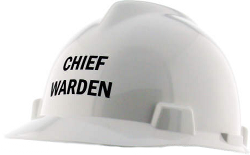 MSA Chief Warden Hard Hat