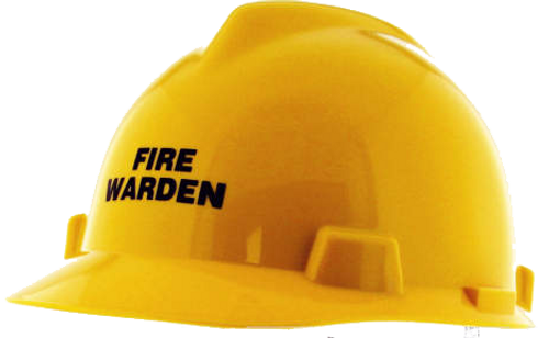 MSA Fire Warden Hard Hat