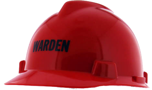 MSA Warden Hard Hat