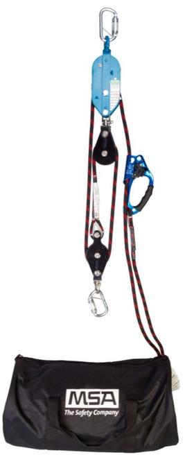 MSA 15m Travel 3:1 RESCUE SAFE Rope Retrieval System