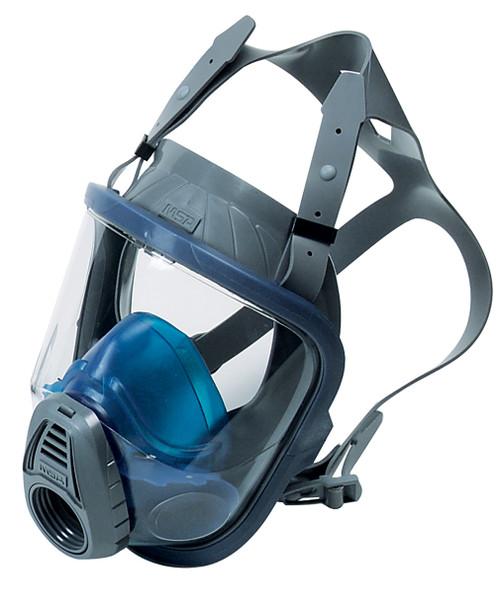 MSA ADVANTAGE 3100 Full Rubber Facemask