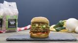 Pinquito Bean Burger