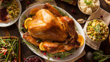 Sherry Citrus Glazed Roast Turkey