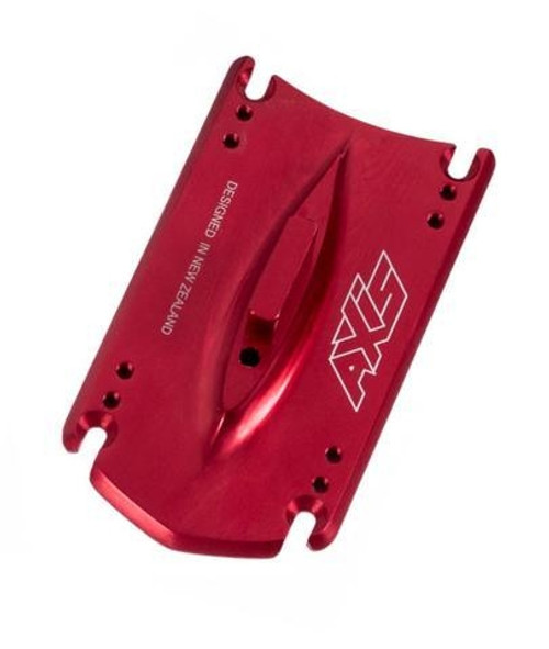 Axis base plate
