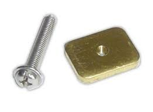 Fin screw and slider - Standard