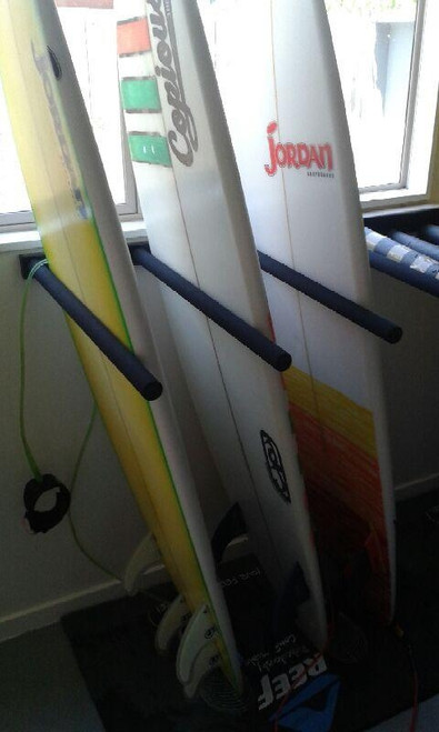Curve Surfboard/SUP Rack vertical