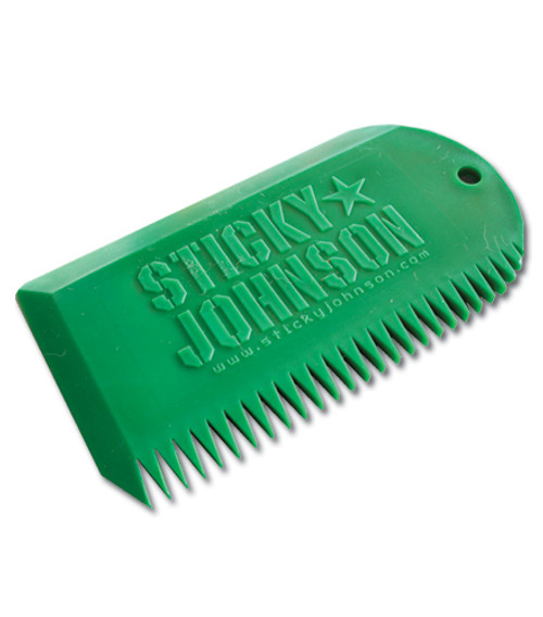 Sticky Johnson Wax Comb