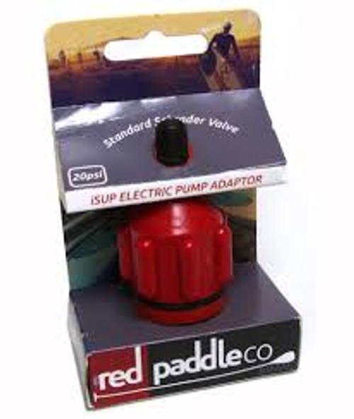 Red Air Valve Adaptor