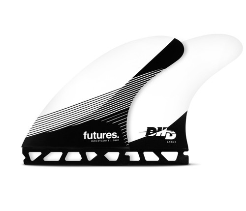 Future Fins DHD Thruster Set - Future Fins DHD Thruster Set
