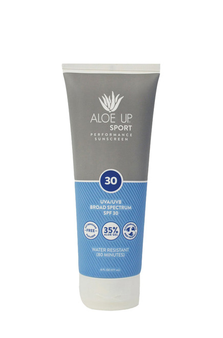 Aloe Up Sport Sunscreen Lotion - Aloe Up Sport Sunscreen Lotion