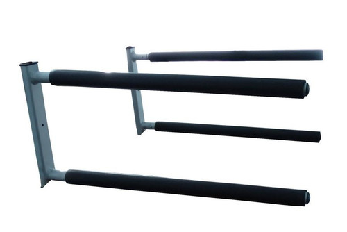 Curve SUP Rack Aluminium - Double