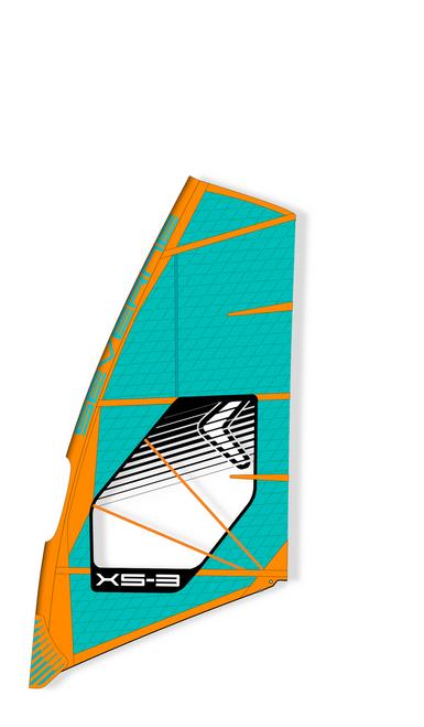Severne XS-3 Rig