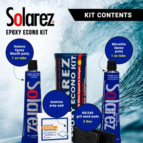 Solarez Epoxy Microlite Econo Kit