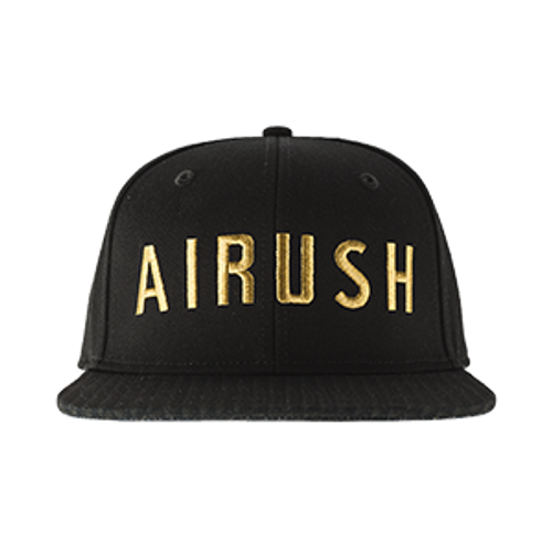 Airush Cap Team 6 Panel Black