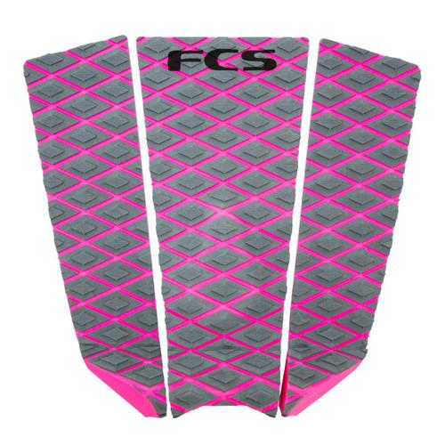 FCS Deckpad Sally Fitzgibbons - Grey/BrightPink - FCS Deckpad Sally Fitzgibbons - Grey/BrightPink