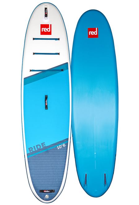 "Red Air Ride 10'6""  2021 - Standard"
