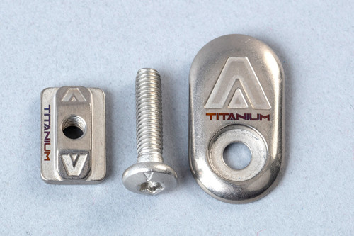 Armstrong Ti Mast T Nut washer / screw set - Armstrong Ti Mast T Nut washer / screw set