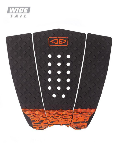 O&E Deckpad Simple Jack - Black/Orange - O&E Deckpad Simple Jack - Black/Orange