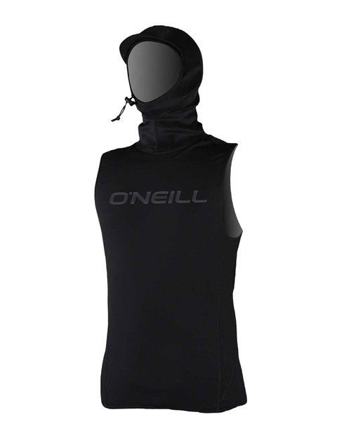 Oneill Thermo X Vest w/Neo Hood - Oneill Thermo X Vest w/Neo Hood
