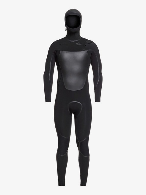 Quiksilver Syncro+ 4/3 with Hood - Quiksilver Syncro+ 4/3 with Hood