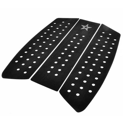 Sticky Johnson Deckpad Star Front - Black/Grey - Sticky Johnson Deckpad Star Front - Black/Grey