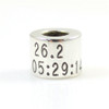 Custom Sterling Silver Bead - InspiredEndurance.Com