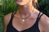 Sporty Gal Triathlon Pendant