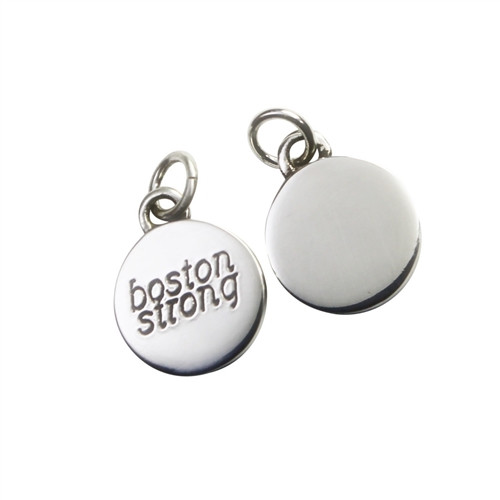 Boston Strong 2-sided charm